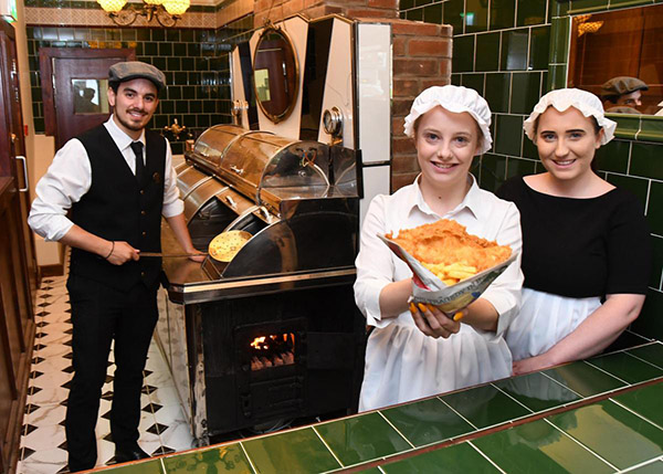 National fish and chip museum opens in York