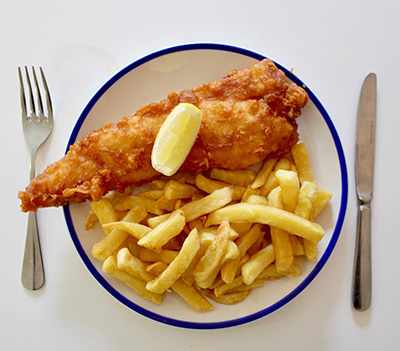 The Search is on for the UK's best Fish and Chip Shop for 2020