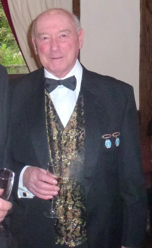 Important announcement on the passing of NFFF Stalwart, Arthur Parrington