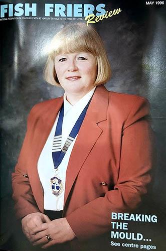 Obituary: Cathryn Cardus