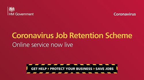 The Coronavirus Job Retention Scheme is now live