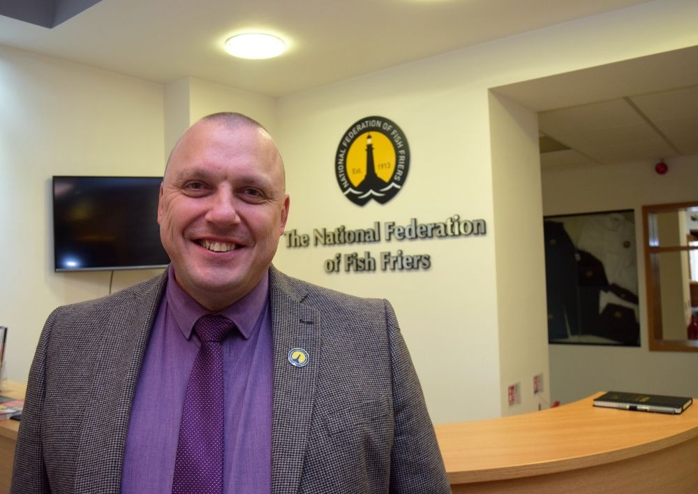 Craig Maw steps down as NFFF Vice President