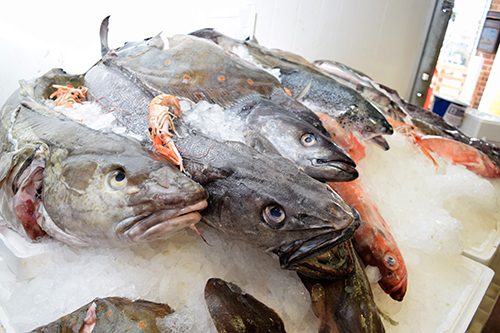 Overseas buyers hooked on Scottish fish