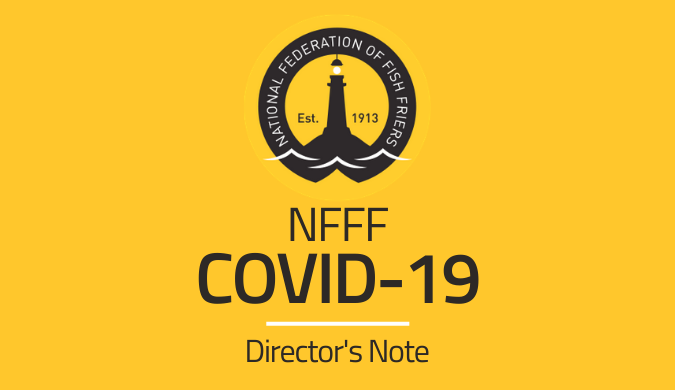 Thank you from the NFFF Board of Directors - Covid-19 Update