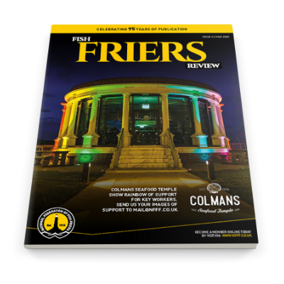 OUT NOW - Issue 3 of the Fish Friers Review!