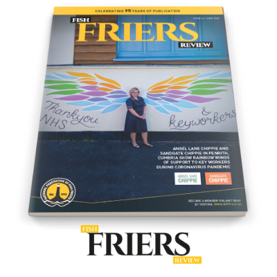 OUT NOW - Issue 4 of the Fish Friers Review!