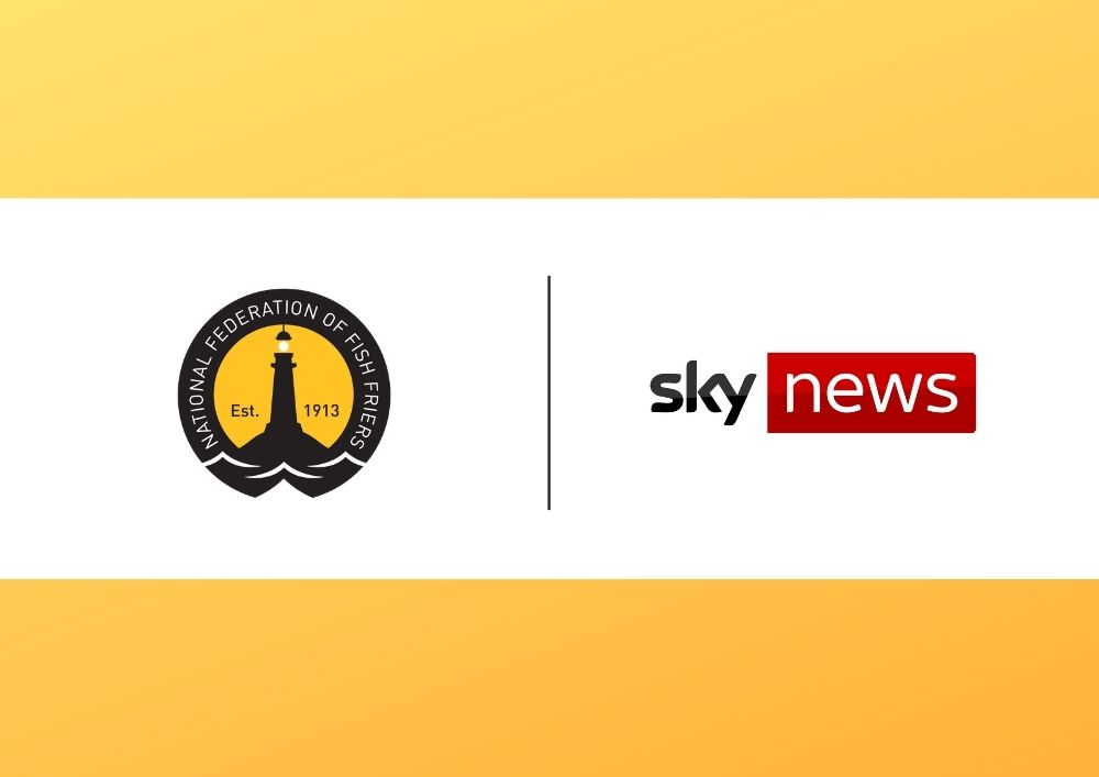 NFFF President Andrew Crook appearance on Sky News to discuss HFSS