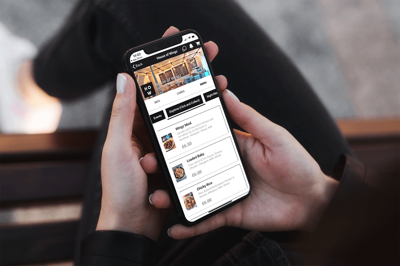 Get ready for Click & Collect. Friars Pride has an app to help, with nothing to pay until March 2021