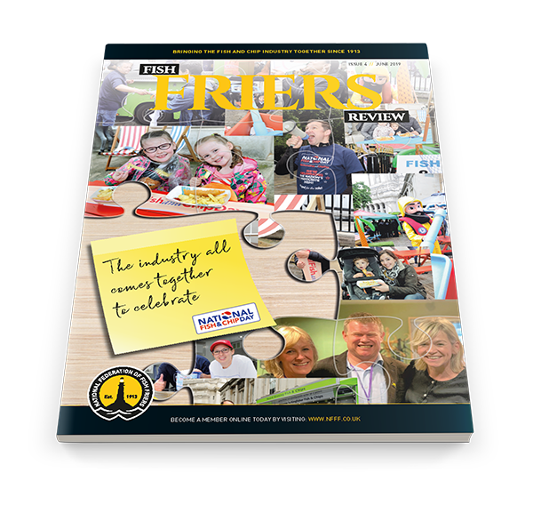 Out Now - Issue 4 of the Fish Friers Review