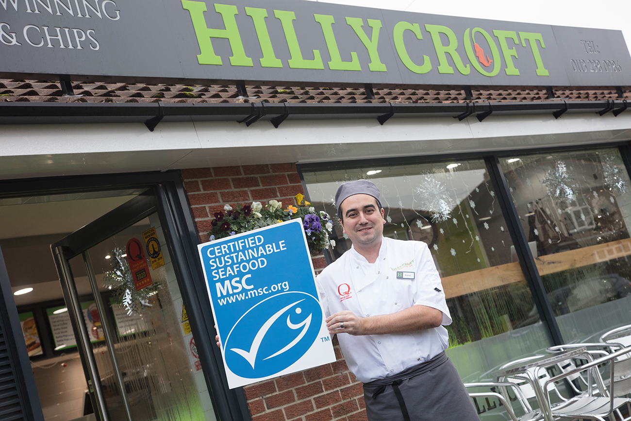 Boat to plate: Hillycroft Fisheries commits to sourcing sustainable haddock