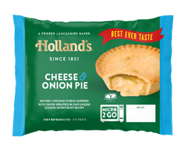 Holland's Pies Make National Vegetarian Week Ch-easy!