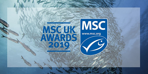 Millers wins Foodservice Champion of the Year at  MSC UK's seafood sustainability awards