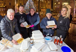 Wetherby Whaler Guiseley celebrates 90th anniversary with 'fish and chip suppers' for homeless