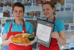 Scotts Fish & Chips Retains Gluten Free Accreditation
