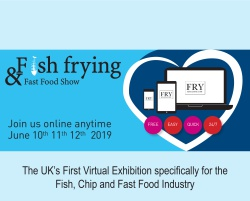 Fish Frying & Fast Food Online Show 2019