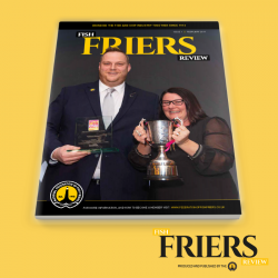 Out Now - Issue 1 of the Fish Friers Review