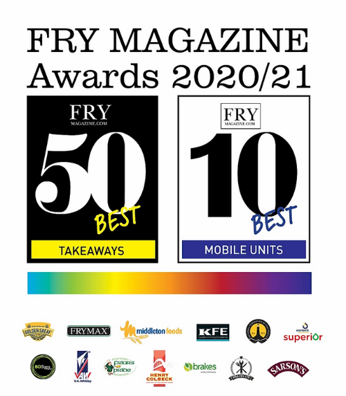 You can enter the Fry Magazine Awards from today!