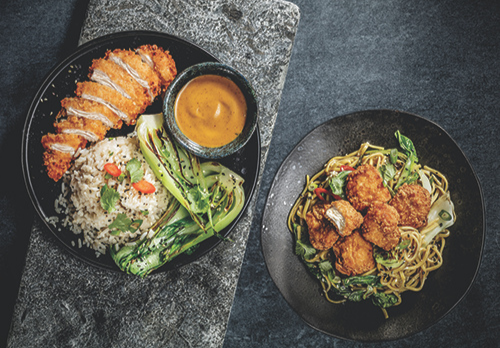 Meadow Vale Foods launches two new Japanese style Chicken products to meet increased demand.