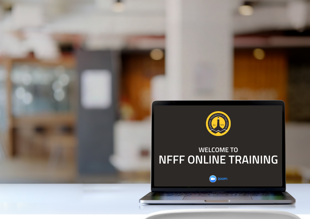 New Year – New ambitions – NFFF Zoom training courses