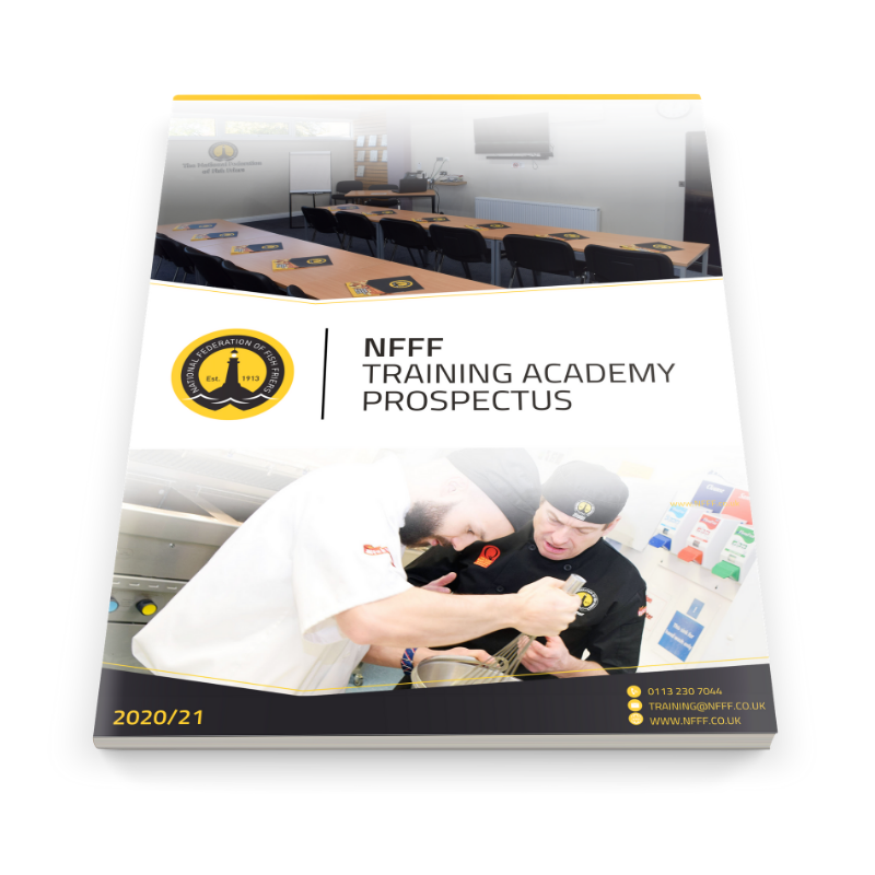 New training prospectus out now!