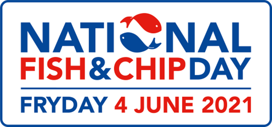 We'll be back!  National Fish and Chip Day returns in 2021