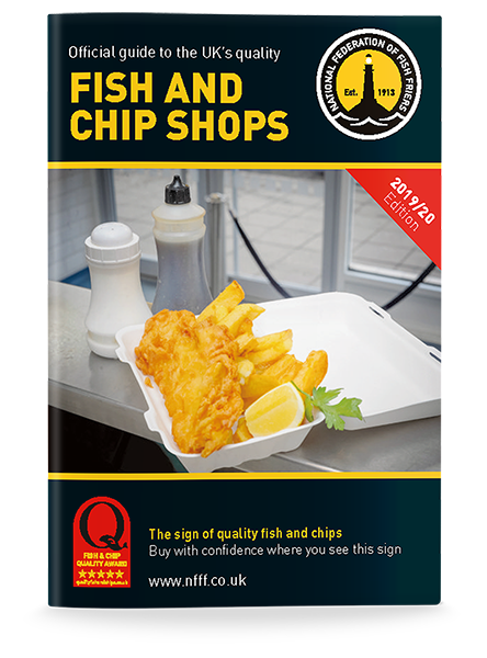 It's Official…………… the UK's Quality Fish & Chip Shop Guide is revealed!