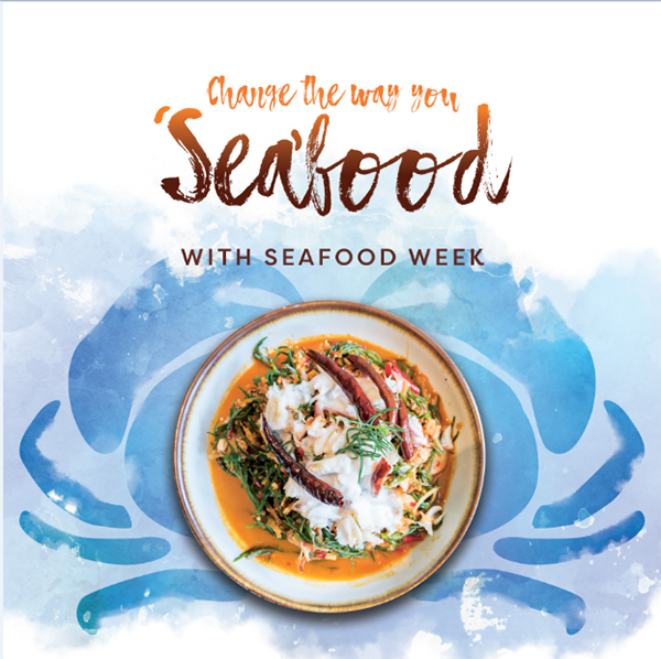 Businesses encouraged to get involved in Seafood Week 2019