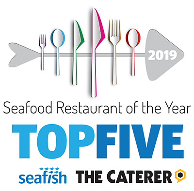 UK Top Five Shortlist Announced for Seafood Restaurant of the Year