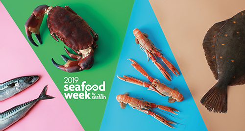 Restaurants and retailers unite to champion Fish as the Dish for Seafood Week 2019