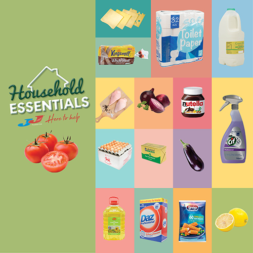 JJ launches 'Household Essentials' with more than 300 items
