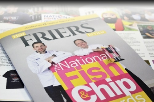 Introducing FishFriersReview.co.uk and your new 2021 FIsh Friers Review magazine