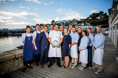 Entries open for 2019 Seafood Restaurant of the Year competition