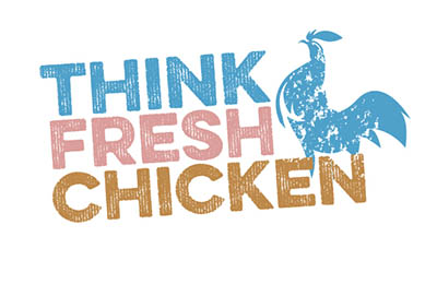 JJ Supports Caterers with 'Think Fresh Chicken' Campaign