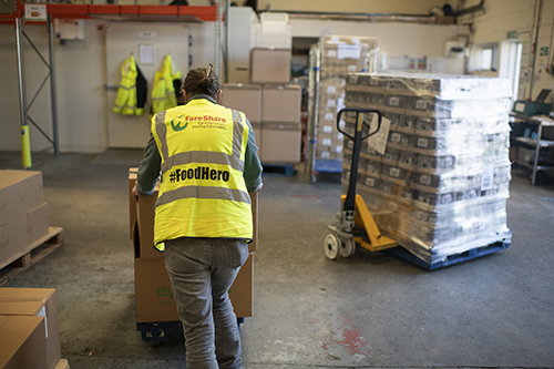 UK Fisheries donates 7,000 fillets to FareShare Hull and Humber and Emmaus Hull as part of response to coronavirus crisis