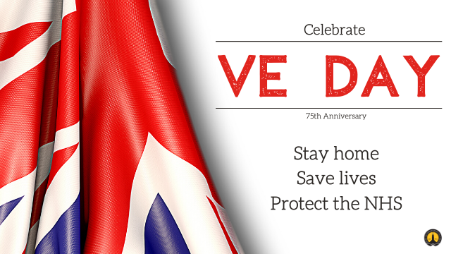 Show your support to VE Day