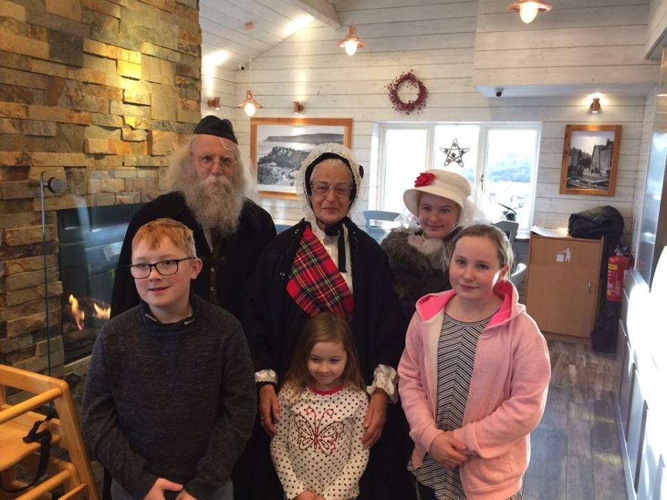 Fish Box visitors in for a royal treat during victorian weekend