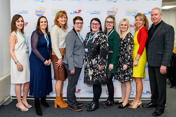 Women in Fish and Chips Event Hailed a Success