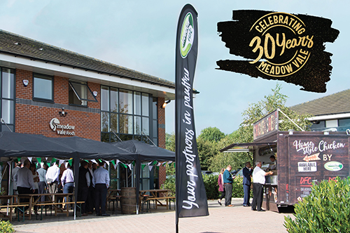 Celebrating 30 Years - Meadow Vale Foods Limited