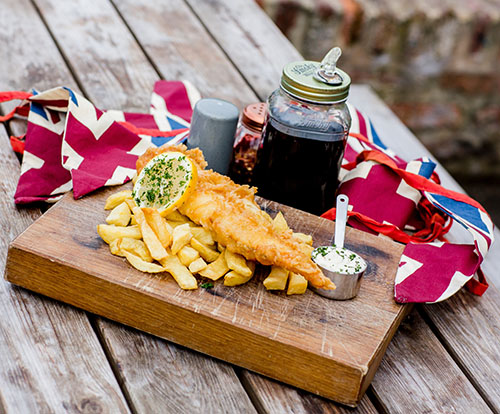Britain's leading fish & chip shops proud to say Origin Matters with new customer loyalty campaign
