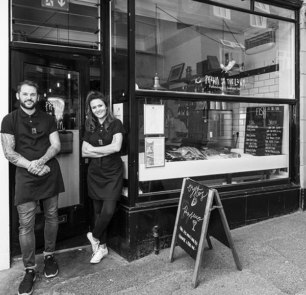 Padstow's Prawn on the Lawn named Seafood Restaurant of the Year 2019