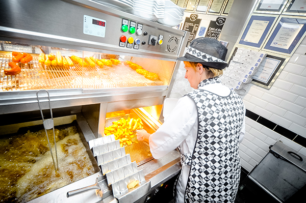 JJ Foodservice Launches 'Women in Fish and Chips'